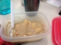 jicama porridge